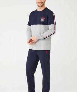 Pijama cu logo 3196205