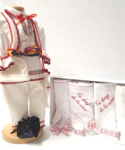 Set Traditional Botez Baiat - Costumas + Trusou baiat 6