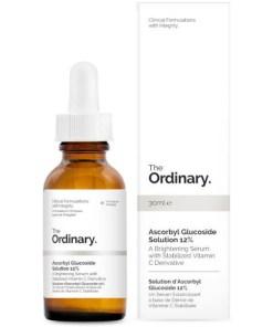 The Ordinary Serum cu solutie de Ascorbyl Glucoside 12%