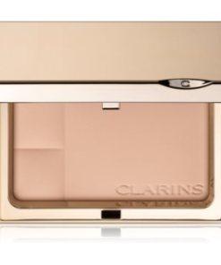 Clarins Ever Matte Radiant Matifying Powder pudra compacta pentru un aspect mat CLREVEW_KPWD50