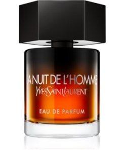 Yves Saint Laurent La Nuit de L'Homme Eau de Parfum pentru barbati YSLNUIM_AEDP10