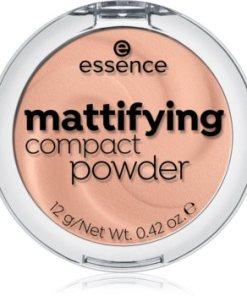 Essence Mattifying pudra compacta cu efect matifiant ESSMACW_KPWD11