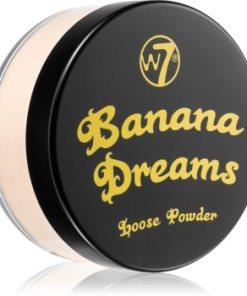 W7 Cosmetics Banana Dreams pudra pulbere matifianta WCOBADW_KPWD05