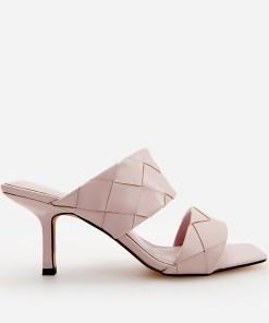 Reserved - Pantofi stil sabot - Violet
