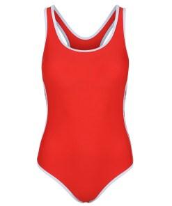 Costum de baie intreg Reebok Alyssa Red