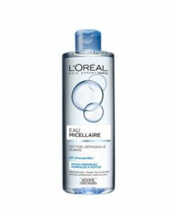 Apa Micelara L'Oreal Paris pentru piele sensibila, ten normal-mixt, 400 ml