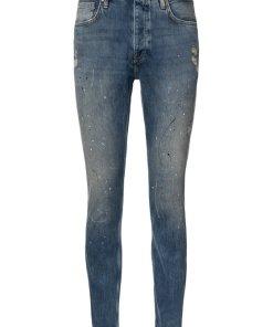 Pepe Jeans Blugi Boyfriend PL203419L Bleumarin Regular Fit