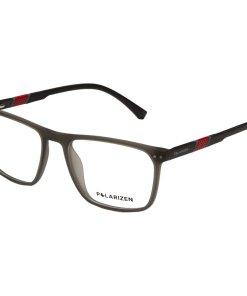 Rame ochelari de vedere barbati Polarizen CLIP-ON MFD01-01 C.02