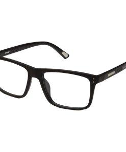 Rame ochelari de vedere barbati Polarizen CLIP-ON MJD08-12 C.01E