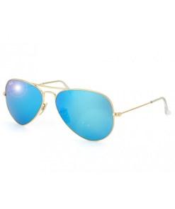 Ochelari de soare unisex Aviator Large Metal Ray-Ban RB3025 112/17