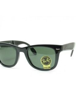 Ochelari de soare unisex Wayfarer Folding Ray-Ban RB4105 601