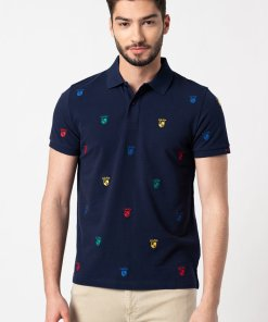 Tricou polo cu model logo 3565434