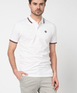 Tricou polo slim fit din pique Noah 2531528