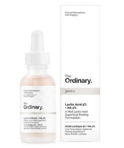 The Ordinary Acid Lactic 5% + Acid Hialuronic 2%