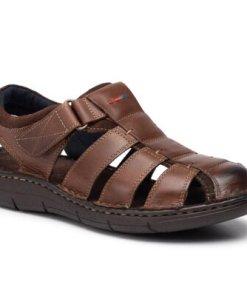 Sandale Lasocki for men MI08-C498-504-01 Piele netedă
