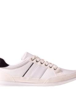 Pantofi casual barbati Tanno albi