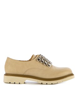 Pantofi casual Aley bej