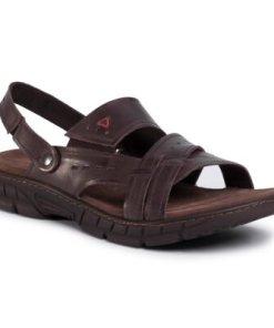 Sandale Lasocki for men MI07-A941-A770-01 Piele naturală - Nubuc