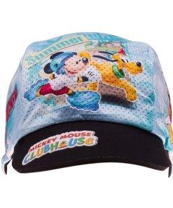 Sapca baieti Mickey Mouse albastra