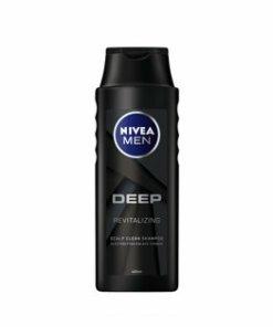 Sampon de par Nivea Men Deep, 400 ml