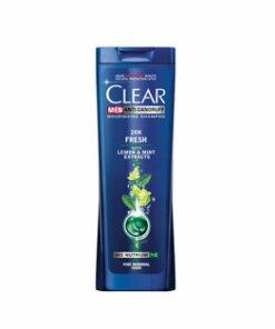 Sampon pentru par normal Clear Men 24h Fresh, 250 ml