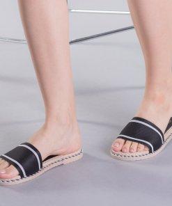 Papuci dama Zaraza negri