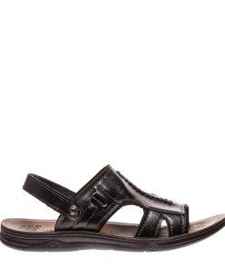 Sandale barbati Martin negre