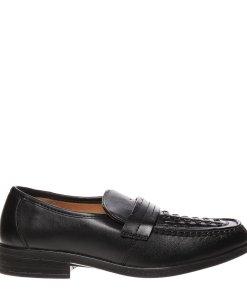 Pantofi barbati Stalpo negri