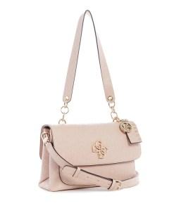 Geanta de dama Guess Chic Shine Shoulder Bag
