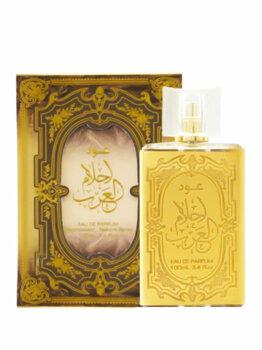 Apa de parfum Ard al Zaafaran Oud Ahlam pentru barbati