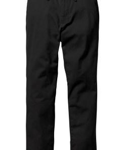 Pantaloni chino Regular Fit - negru