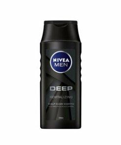 Sampon pentru par Nivea Men Deep, 250 ml