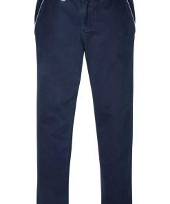 Pantaloni chino stretch Regular Fit - albastru
