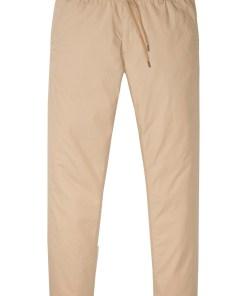 Pantaloni chino cu bentiţă Regular Fit, Straight - maro
