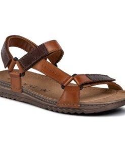 Sandale Lasocki for men MI07-A612-A472-17 Piele naturală - Netedă