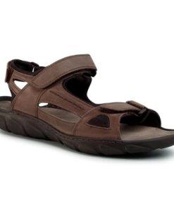 Sandale Lasocki for men MI08-C271-726-31 Piele naturală - Nubuc