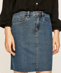 Noisy May - Fusta jeans 99KK-SDD00N_55X
