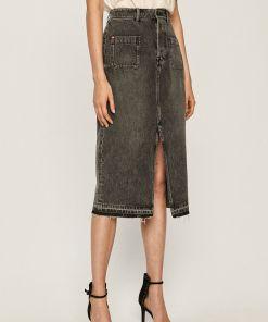 Miss Sixty - Fusta jeans 9BYK-SDD05W_90X