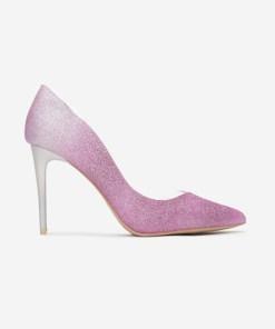 Pantofi stiletto Venaria Fucsia