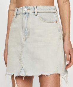 Miss Sixty - Fusta jeans PPY8-SDD065_50J