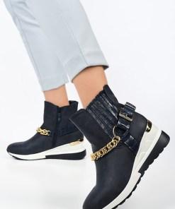 Sneakers High-Top Gordana Navy