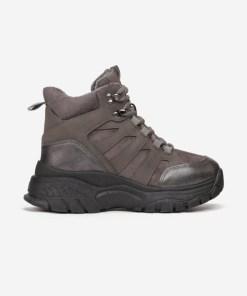 Sneakers High-Top Lynil Gri