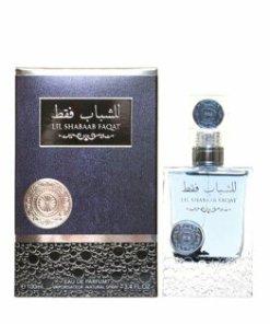 Apa de parfum Ard al Zaafaran Lil Shabaab Faqat pentru barbati