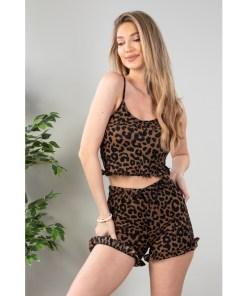 Pijama Dama Perkins Maroniu