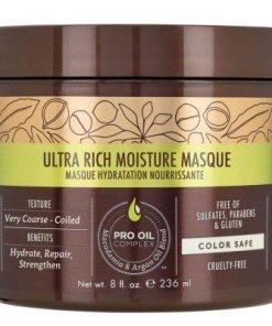 Masca de par Macadamia Ultra Rich Moisture