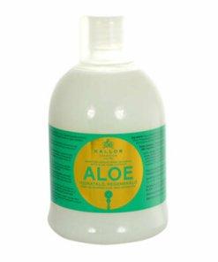 Sampon pentru stralucire Aloe Vera, 1000 ml