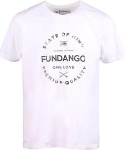 Tricou barbati Fundango Basic T Logo 2 1TY10102-100