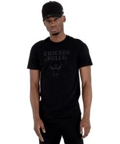 Tricou barbati New Era Chicago Bulls Team Logo 11546155