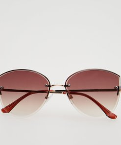 Reserved - Ochelari de soare - Maro