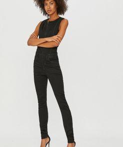 G-Star Raw - Salopeta jeans 9BYK-SKD00F_99X